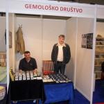Gemolosko drustvo Srbije na sajmu